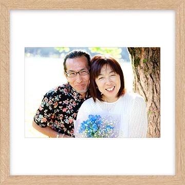 銀婚式の出張撮影<span>@府中</span>