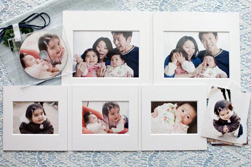 家族写真をお届けしてきました@大宮