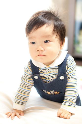 1歳の記念の出張撮影@横浜市