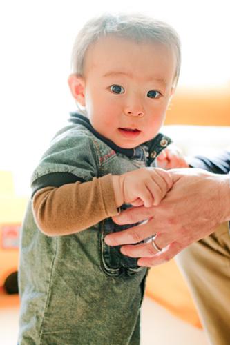 1歳の記念の出張撮影@世田谷区
