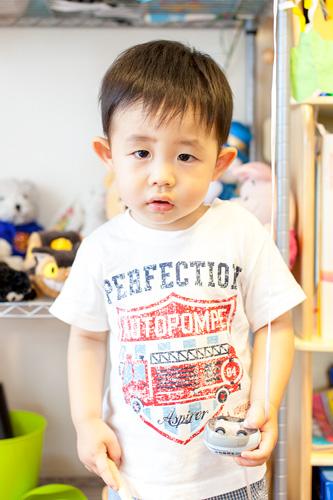 2歳の記念の出張撮影@さいたま市
