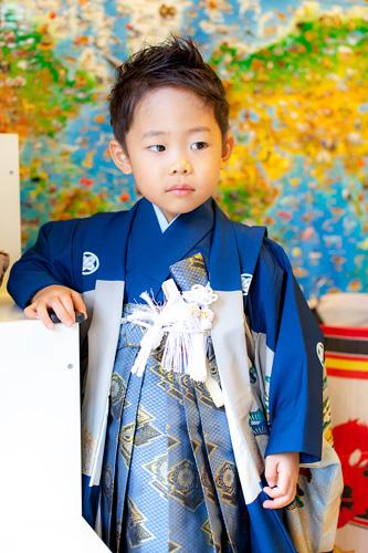 5歳の男の子