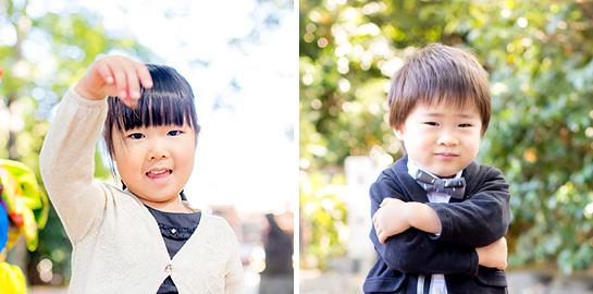 妹さんと弟さん